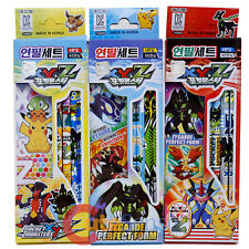 Pokemon Pencil Set Wooden Pencils 12pc  Pokemon XYZ