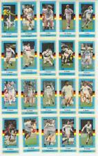 23 Sammelbilder Dunkin Stars der Bundesliga 1990 (?)