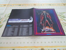 SAMURAI SPIRITS HYPER NEO GEO 64 ORIGINAL JAPAN HANDBILL FLYER CHIRASHI!