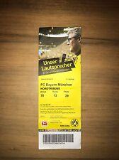Sammler Ticket Borussia Dortmund - FC Bayern München 19.11.16 FCB BVB