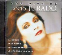 Rocio Jurado - Los Diez De  CD  NEU+VERSCHWEISST/SEALED!