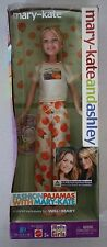 MARY-KATE AND ASHLEY DOLL  FASHION PAJAMAS WITH MARY-KATE