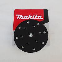 Schleifteller für Makita BO6030 BO6040 Ø150mm soft Ersatzteil Excenterschleifer