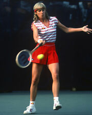 1983 World Tennis Champion CHRIS EVERT Glossy 8x10 Photo Print Poster