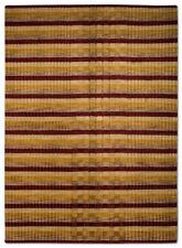 Tapis multicolores avec des motifs Rayé pour la maison en 100% laine