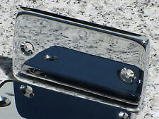 Suzuki Savage Intruder Volusia Marauder Boulevard CHROME BRAKE FLUID CAP