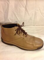 Van Dal Brown Ankle Leather Boots Size 5