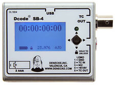 Denecke Sb-4 Syncbox Timecode Generator