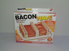 THE ORIGINAL BACON WAVE by Emson New Microwave Bacon Tray