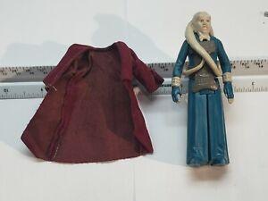 Bib Fortuna Dyed Red / Burgundy Robe Custom vintage star wars