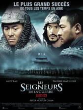 LES SEIGNEURS DE LA GUERRE Affiche Cinéma 53x40 Movie Poster JET LI