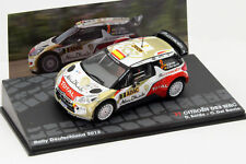MAG KD111, ALTAYA IXO, CITROEN DS3 WRC, RALLY GERMANY 2013, SORDO - DEL BARRIO
