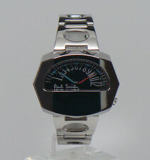 Paul Smith VINTAGE BLACK SPEEDOMETER HALF DIAL WATCH