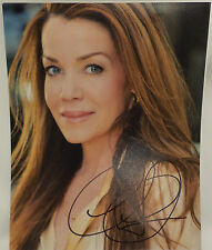 BABYLON 5 : SIGNED PHOTOGRAPH BY CLAUDIA CHRISTIAN VERSION 1
