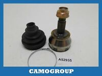 Coupling Drive Shaft Homocinetic Joint Joint Set Lombro For Alfa 155 Fiat Punto