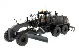 DCM85522 - Caterpillar 59 1/12ft3 Black Onyx With Ripper Acompagné Of Figurine