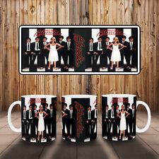 More details for blondie parallel lines album art mug ideal gift