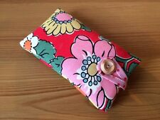 iPod Nano 7th / 8th Generation Padded Case - Cath Kidston Camden Rose Fabric