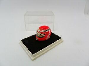 Helmet Niki Lauda Marlboro JF Créations 1/12 Helmet F1 Formula 1