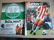 GUERIN SPORTIVO=N°11 (176) 1978=LUCIO DALLA=EARTH BAND=RAFFAELLA CARRA'