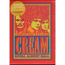 Cream DVD Royal Albert Hall - London - May 2-3-5-6 05 Sigillato 0603497042128