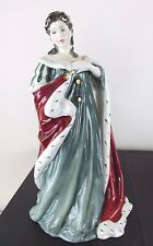 "Royal Doulton Figure ""Queen Anne"" - Hn 3141 With Docs - Queen Of The Realms"