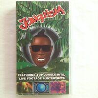 Junglism VHS Video Tape Junglist Jungle Drum And Bass Music Videos Interviews