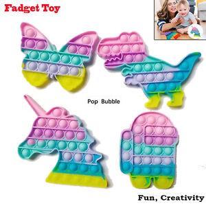Fidget Sensory Toys Special Needs Silent Autism Kids Children Classroom Tiktok
