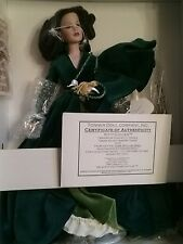 "18"" ROBERT TONNER KITTY COLLIER AS SCARLETT O'HARA NRFB KC9102"