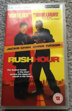 Rush Hour PSP UMD Movie, Supplied by Gaming Squad