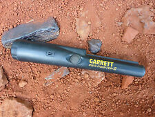 Garretts new pro - pin pointer 2  METAL DETECTOR TREASURELANDDETECTORS EST/ 2003