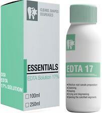 Dental DSI Essentials EDTA Solution 17% 15mL