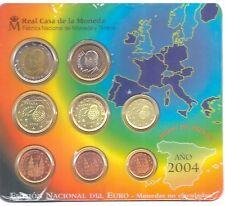 CARTERA DE EUROS FNMT AÑO 2004  ( MB11952 )