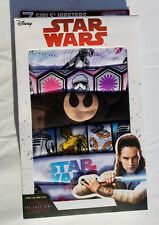 NEW Disney Star Wars Underwear Size 4 The Last Jedi Girls' Hipsters  7 pairs