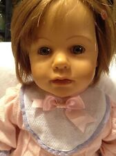 """22"""" Zapf """"Michelle"""" Doll Signed By B. Paetsch"""