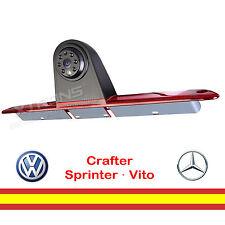 Camara aparcamiento Furgoneta VW Crafter Mercedes Vito Sprinter en Luz freno