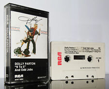 Dolly Parton 9 to 5 and odd jobs 1980 RCA 10 Hits Tape MC Tape Cassette Cassette