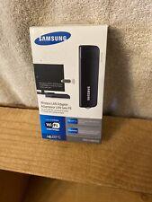 Samsung Wirelass LAN Adapter WIS12ABGNX For 2010-2013 TV's, Blu-Ray Players w/o