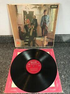 LP VINYL ALBUM SAVOY BROWN BLUES BAND SHAKE DOWN 1ST PRESS MONO LK.4883 VG+/NM