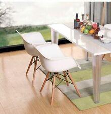 Chaises de salle à manger en métal pour la maison