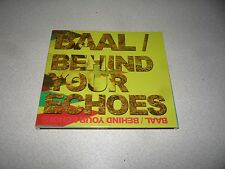 BAAL / BEHIND YOUR ECHOES : CD