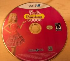 Barbie Dreamhouse Party (Nintendo Wii U, 2013) DISC ONLY 11010