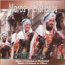 MOROS Y CRISTIANOS - DE MUCHAMIEL Y VILLENA - 2CDS [CD]