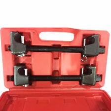 2pc Heavy Duty Coil Spring Compressor Strut Remover Installer Suspension Tool