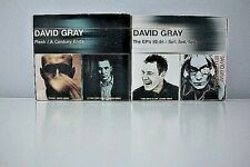 David Gray 2 x Boxsets Flesh  , A Century Ends -The EP's 92-94 - Sell.Sell,Sell.