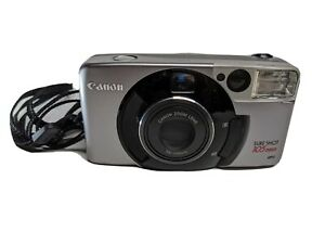 Canon Sure Shot 105 Zoom 35mm Point & Shoot Film Camera New Battery Included
