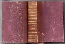 BOUFFLERS LE DERVICHE TAMARA AH! SI + CAZOTTE LORD IMPROMPTU 1828 DAUTHEREAU