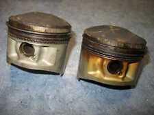 PISTONS RINGS WRIST PINS 1982 YAMAHA XS400