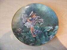 Heinrich Villeroy & Boch Flower Fairy Plate Heliotrope