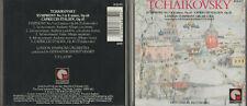 CD  TCHAIKOVSKY - SYMPHONY NO. 5 IN E MINOR OP.64 - CAPRICCIO ITALIEN OP. 45 LSO
